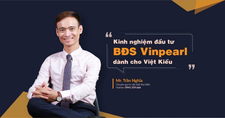 Kinh nghiệm khi đầu tư biệt thự biển Vinpearl dành cho Việt Kiều