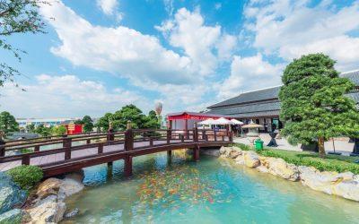 Vườn Nhật Bản Vinhomes Smart City
