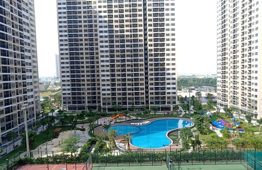 View căn hộ càng đẹp thì mức giá càng cao