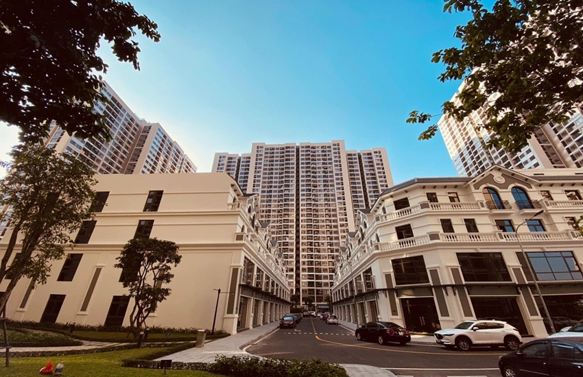 Mức phí khi sinh sống tại căn hộ chung cư Vinhomes Smart City