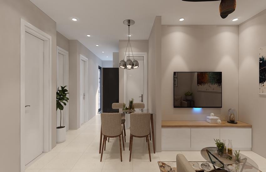 Cuối năm là thời điểm thuận lợi hơn về tài chính cho gia đình muốn mua nhà.