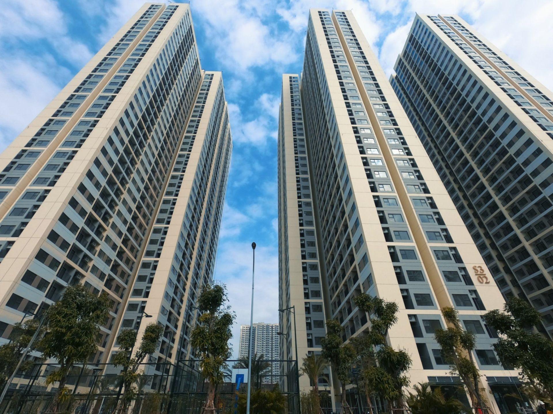 Hình ảnh phân khu Sapphire 3 Vinhomes Smart City