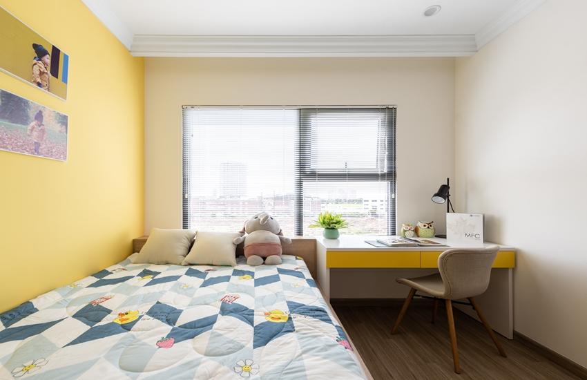 Sau khi bàn giao nhà, anh chị có thể thiết kế nội thất tùy thuộc vào sở thích và nhu cầu gia đình