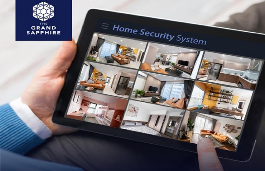 GS3 có nhiều ưu điểm đáng được anh chị mong chờ, đặc biệt là Smart Home được tích hợp trong căn hộ