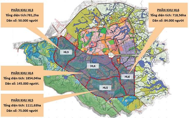 Quy hoạch Hòa Lạc trong bất động sản vùng ven