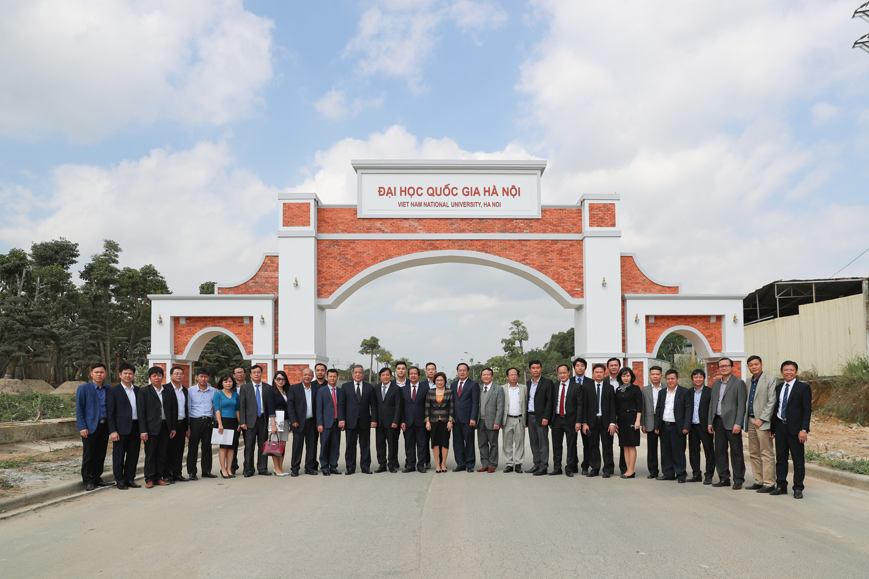 Đại học Quốc gia chuyển về Hòa Lạc