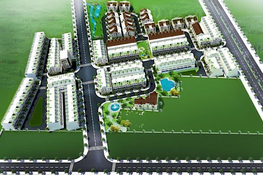 Dự án dự án Nam An Eco Town