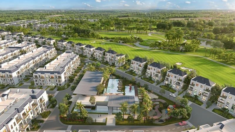Biệt thự Golf Royal Island Golf & Villas