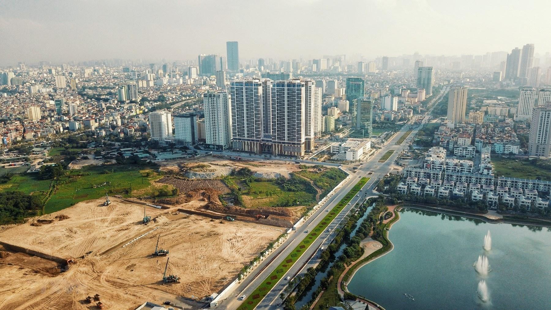 Hạ tầng ảnh hưởng rất nhiều đến sự tăng giá của đất nền