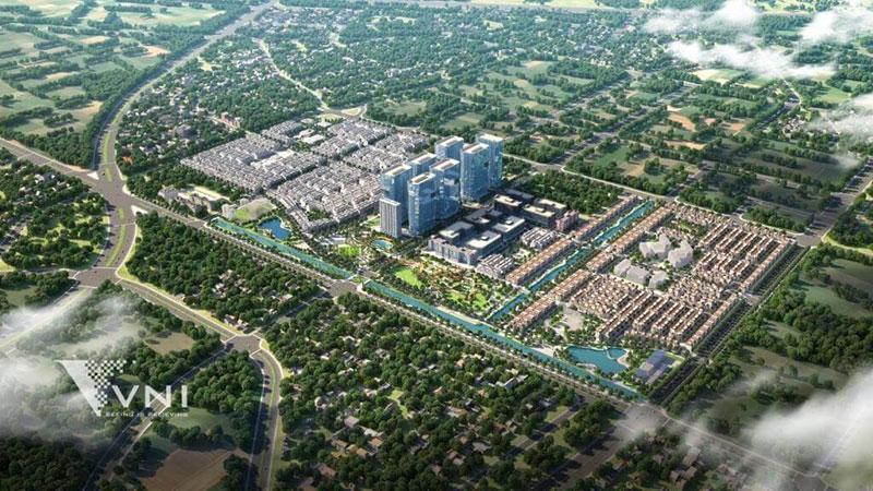thông tin dự án Vinhomes WOnder Park Đan Phượng